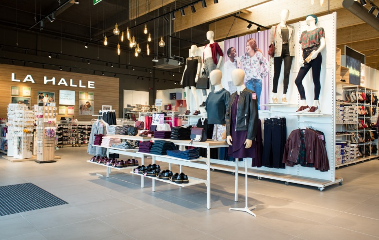 La Halle & Comarch Retail